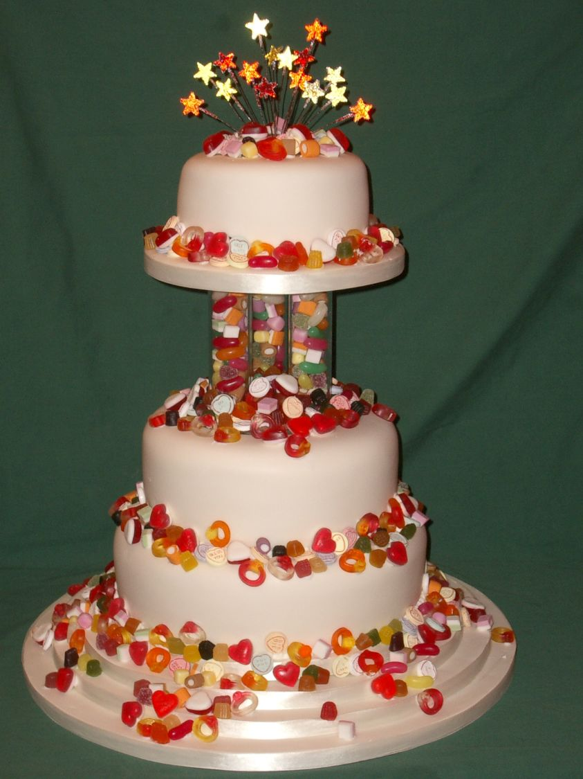 Creative Wedding Cakes Pictures